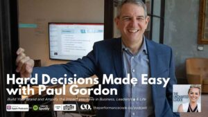 Paul Gordon Poscast