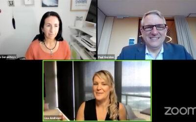 SingularityU Australia Technologies of the Future – webinar with Paul Gordon