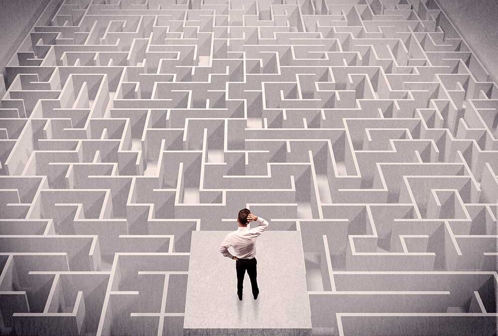 The four things that are causing your decision paralysis right now
