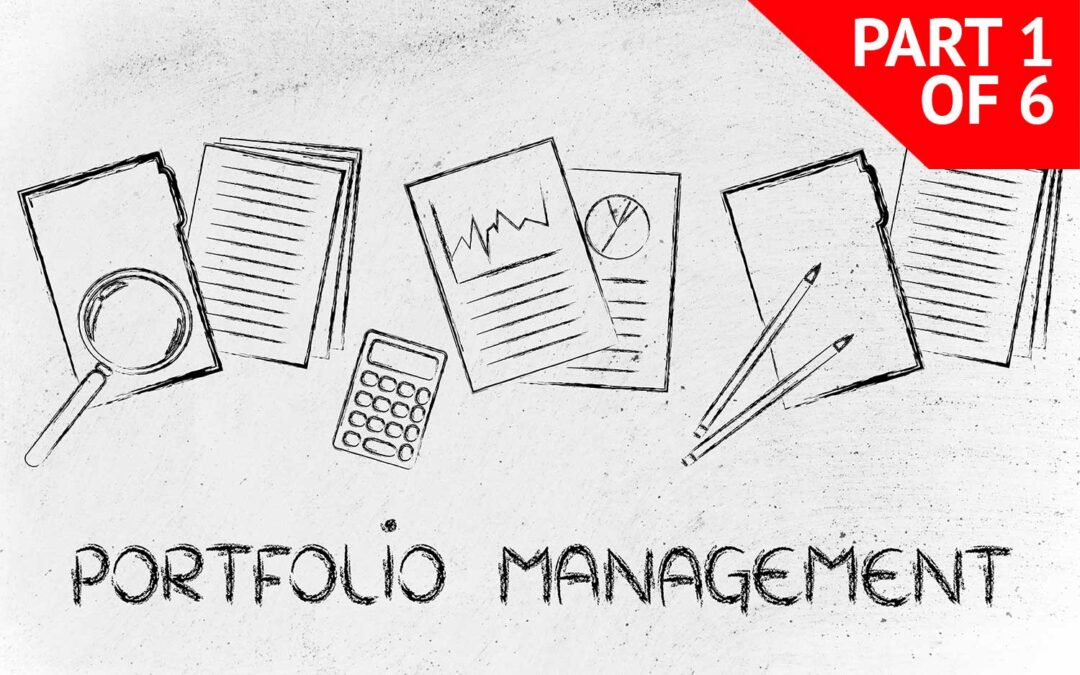 Is your portfolio delivering? Part 1 of 6 – Portfolio Definition